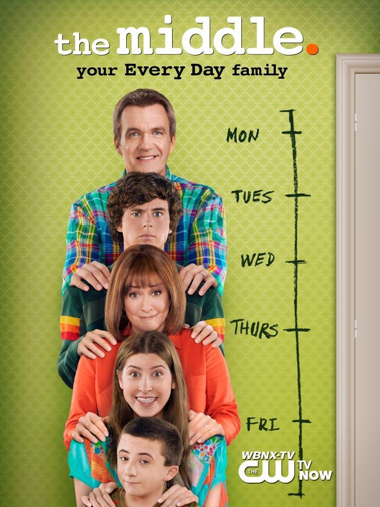 Who is your favourite character from The Middle?