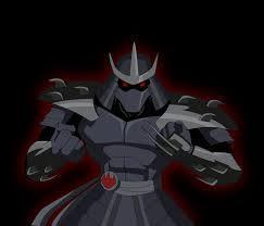 What kind of creature was the 2003 Shredder's true identity??