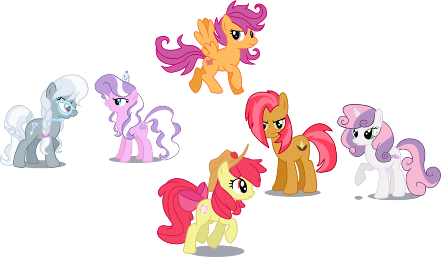 Me: Don't be silly Applebloom! You haven't even surfaced the beginning of discovering your special talent, just look at the questions you've asked and answer them yourself, do what you like, and be you!