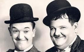 Name the comedy duo popular in the 20's and 30's