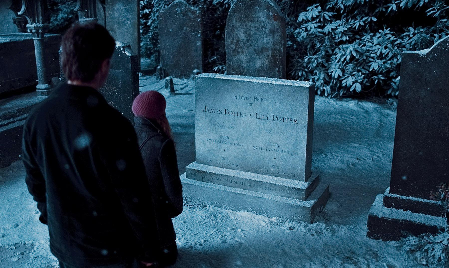 On what date did Voldemort kill Lilly and James?