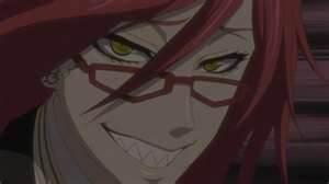 what main  weapon  dose grell use ?