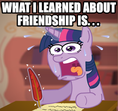 Have you read Twilight Sparkle Meets Moonlight Sparkle? (won't affect score)