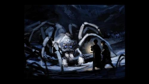 In the chamber of secrets Aragog reveals to harry and ron that hagrid got him a wife. But what was her name? Make sure the spelling's right!