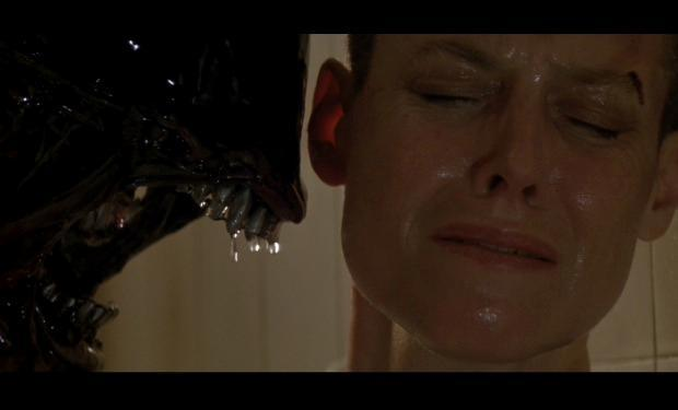 "How many series are ""Alien"" with Sigourney Weaver ?"