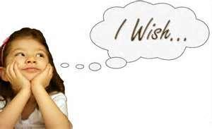 What is your biggest wish?