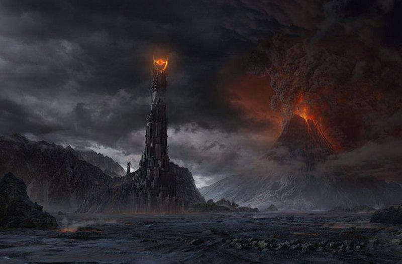 You find yourself in Mordor, now what?