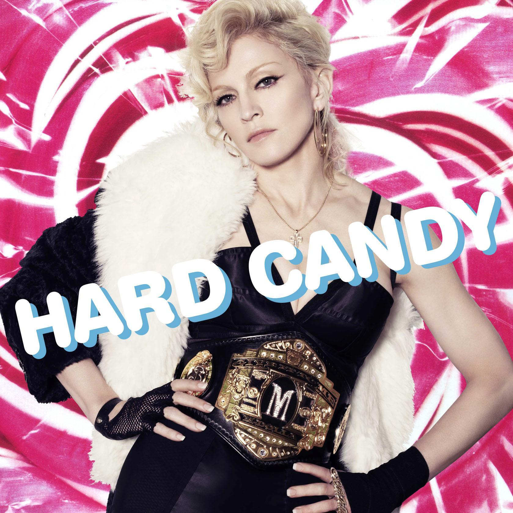 Which song DOESN'T belong in the ''Hard Candy'' album?