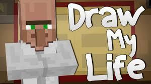 How many subscribers did dantdm have when he made his Draw my Life video?