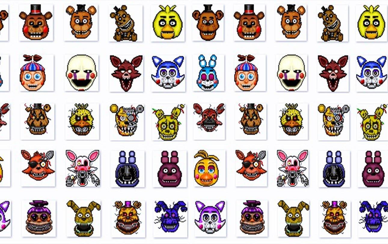 What FNAF game do u like the most?