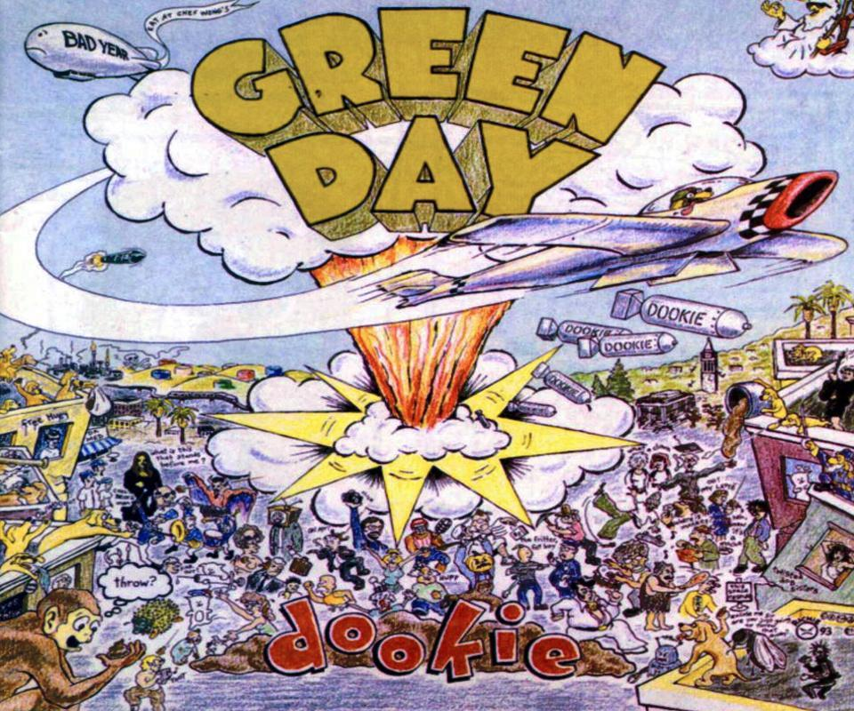 What is considered the best green day song?