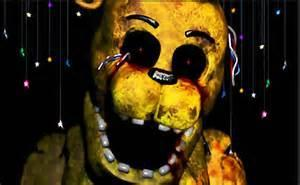 in a death mini game called 'Give Gifts Life', there is something shown before a Golden Freddy jumpscare. What is it?