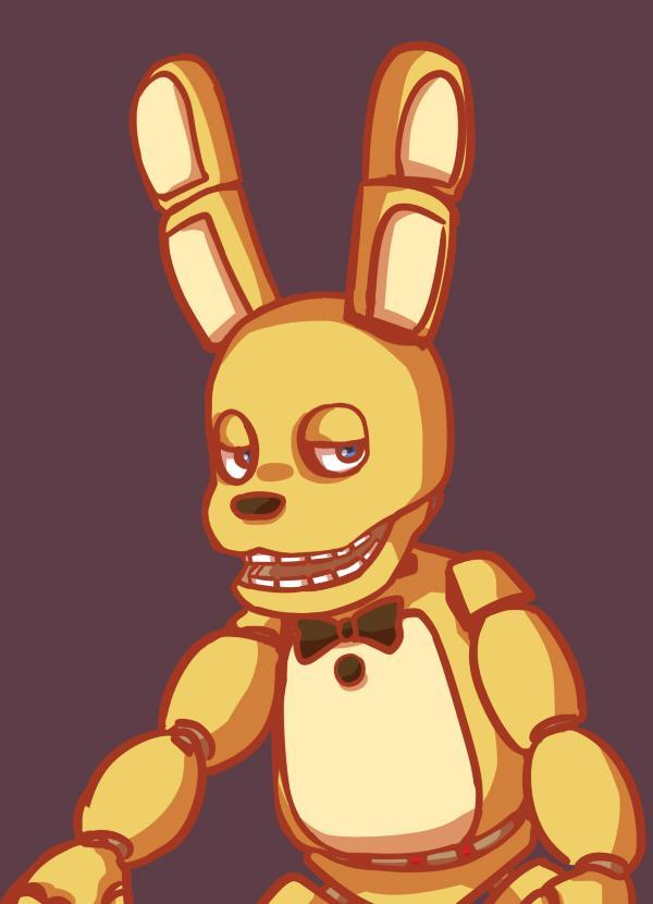Who is that animatronic?