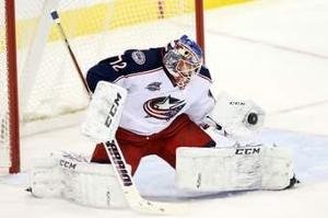 Who was the best player on the Columbus Blue Jackets