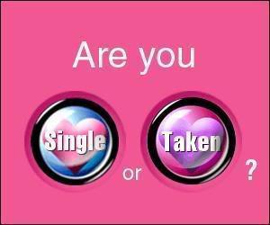 Are you single or taken