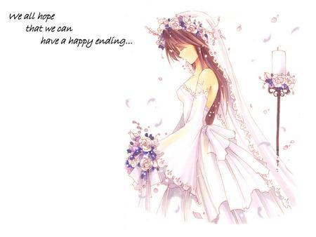 whats your happy ending....