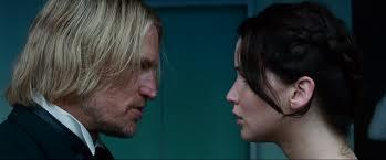 What is now kown as a little personal joke between katniss and haymitch.
