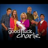 What is the new baby in Good Luck Charlie called?