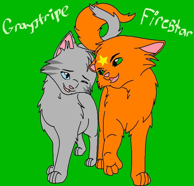 Which clan did Firestar and Graystripe come and bring back