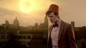 What hat does the doctor where