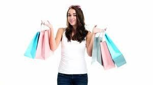 You have shopping to do and nobody wants to help you.What do you do?