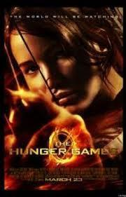 When did The Hunger Games movie come out?