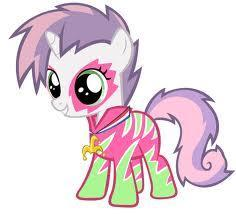What do you think of Sweetiebelle?