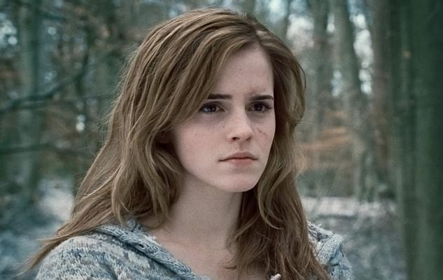what does Hermione's boggart turn into?!