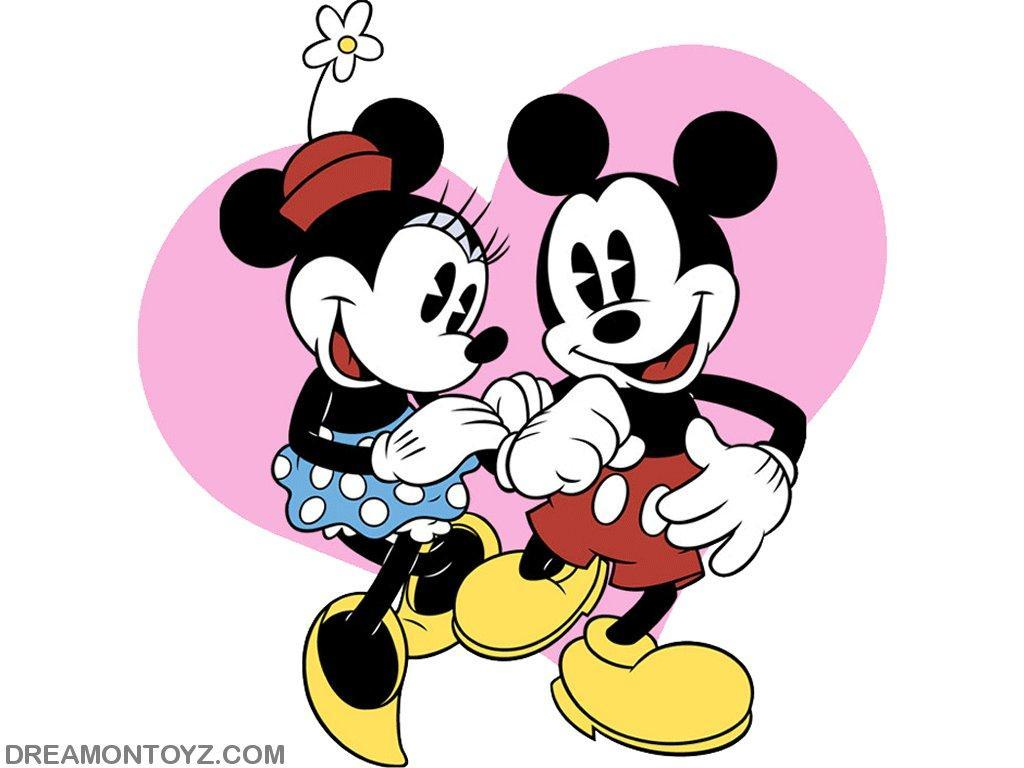 Who is Mickey married to?