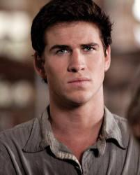 How many times was Gale's name in the reaping