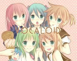 Is Vocaloid an anime?