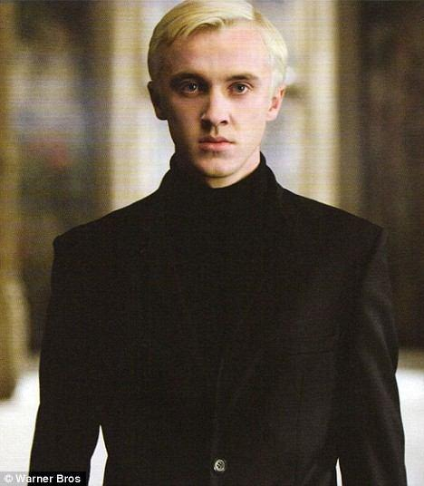 Who is Draco Malfoy's aunt?