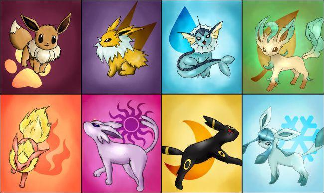Which Pokemon type?