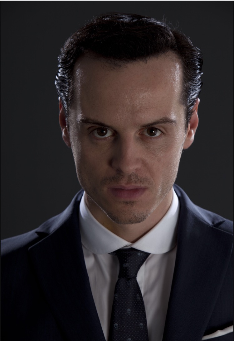 Who is Jim Moriarty played by?