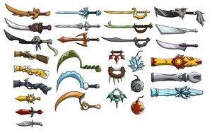 What is your weapon of choice?
