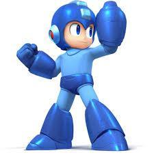 You see Mega Man what do you say to him