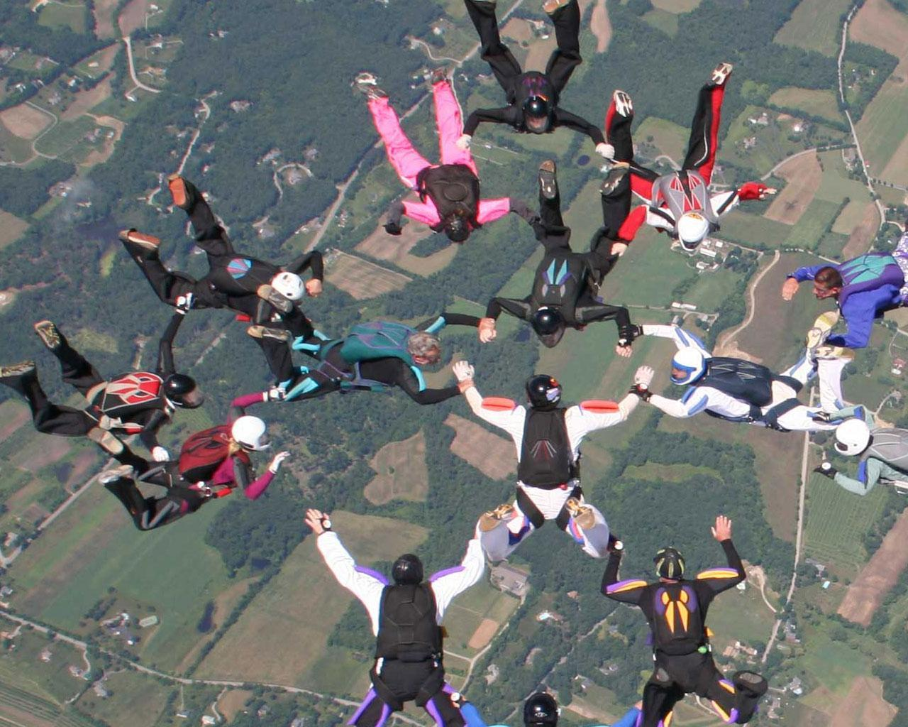 Would you go skydiving?