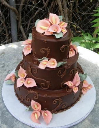 Your Wedding Cake Would Be..