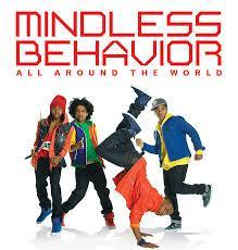Which 4 people mindless behavior sang with?