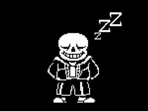 You are he is a sleep what do you do