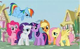 Which is your favorite my little pony character?