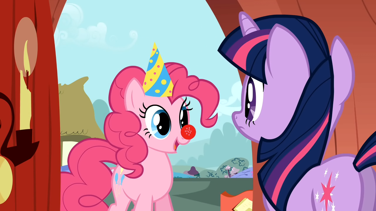 Pinkiepie: Oh oooo!! Me next!