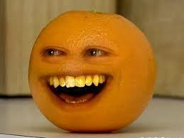 What does annoying orange hate being called
