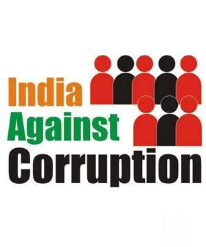 who is the first man to fight against the corruption in india in 2011?