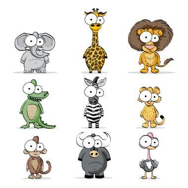 What is your favorite animal from these?