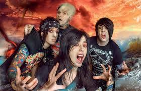 What was the other band ronnie was in before Falling In Reverse?