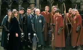 Lucius Malfoy knew his son wanted to be on the Sltyherin Quidditch team very much and he believed Draco to be an excellent player,what was the name of the broomstick that Draco's father had brought for the whole team to buy hi son a position on the quidditch team?