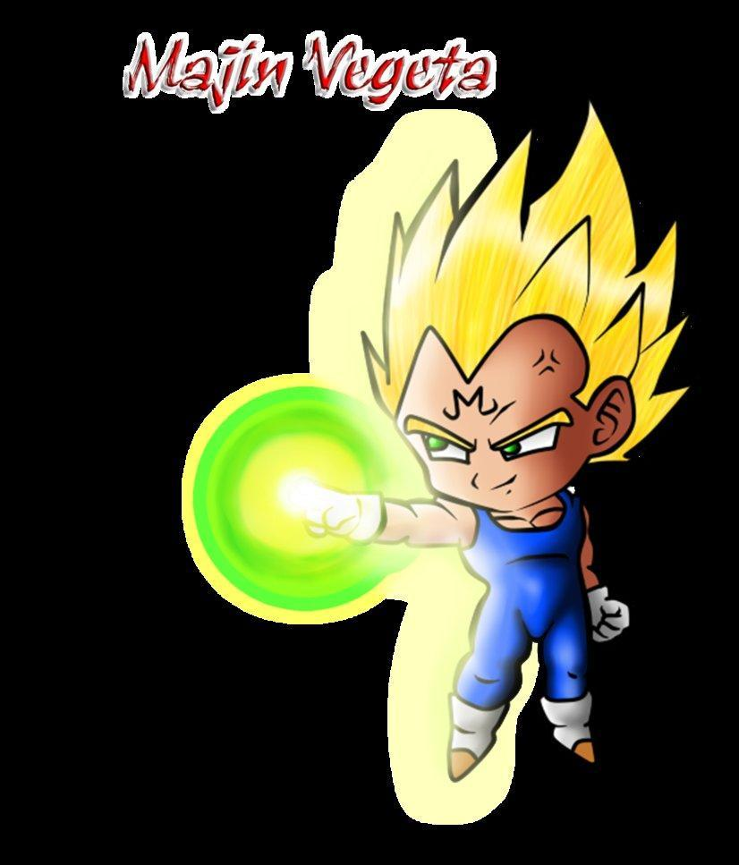 Who's the son of Vegeta?