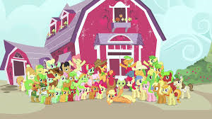 Who are Apple Bloom's family?