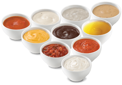 Which sauce resembles you the most?
